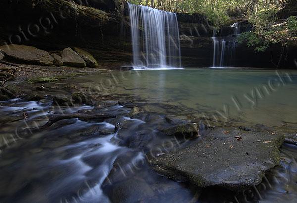 Caney Creek Falls #1