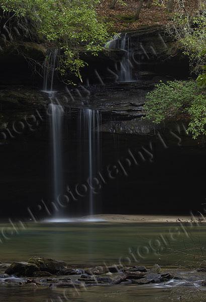 Caney Creek Falls #4