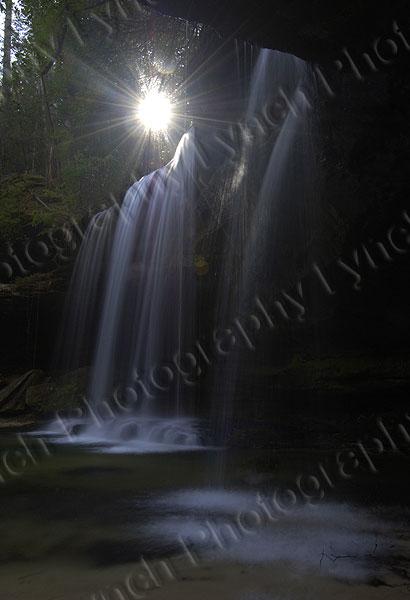 Caney Creek Falls #5