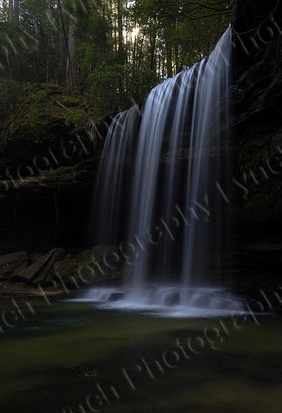 Caney Creek Falls #6