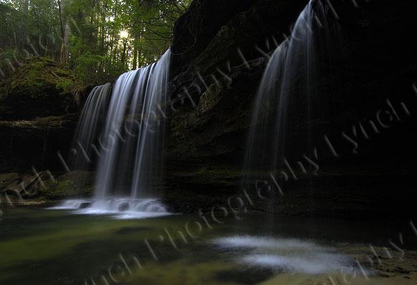 Caney Creek Falls #7