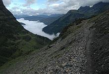 Highline Trail Glacier National Park