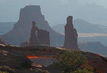 Mesa & Washerwoman Arch