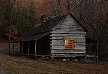 Noah Bud Ogles Cabin, Great Smoky Mountains NP