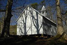 Pioneer Methodist Church Cades Cove
