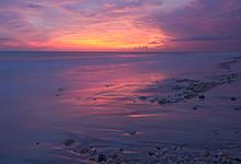 Sunset at Honeymoon Island, Florida LML9931